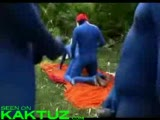 Smurfs fucking in the forest