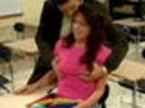 Pervert teacher seduces teen student to sex