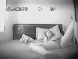 Babysitter caught masturbating by hidden cam