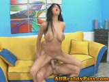 Sexy Angelina gets fucked until she squirts