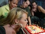 18th birthday party turns into a fuck fest orgy