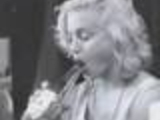 Madonna deepthroats a bottle