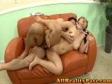 Asian slut Shakira gets a stuffing