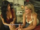 Spoiled daughter gets sexlesson