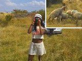 African teen abused during safari