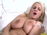 Busty Haley gets a deep ASS fuck