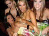 Bunch of sluts partying
