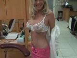 Busty Britney Beth fuckin' at work
