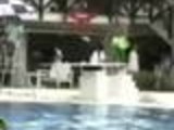 Jump Board jumps into the pool