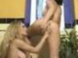 Szilvia Loressi & Goldie Lesbian Action