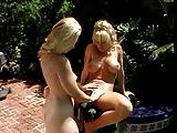Lesbian sluts dildo fucking ass