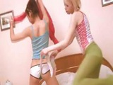 French Girl Getting Kinky With Girl