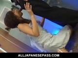 Moe Ousawa Naked And Riding A Stiffy Like A Pro