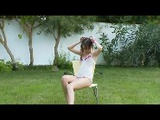 Ivana Teen(18+) Getting Wet On The Outdoor