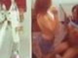 Lesbian caught in rest room *hidden cam*