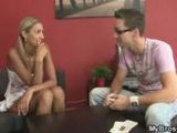 Horny Girlfriend Gets Nailed By Her Brother In Law