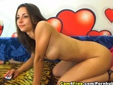 Gushing Wet Russian Squirting Pussy HD