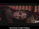 Horny blond slut Kristen Price loves to be fucked hard  rough