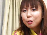 Busty Japanese girl gets her cock portion
