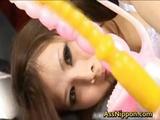 Haruki Kano Hot Asian Babe Is Getting Part2