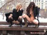 Peeing In Public - Pee Videos