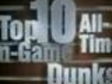 NBA ALL TIME TOP 10 DUNKS