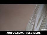 Mofos - Cute redhead Maryjane M fucks her man in the shower
