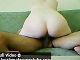 white girl loves black dick