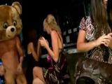 Stripper Blown Away By Sluts