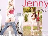 Jenni Lee - First Time Video - Fist