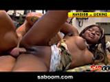 Jasmine Webbs black pussy gets fucked