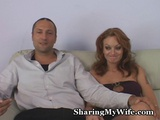 Hot Redhead Feeds Her Pussy To Stud