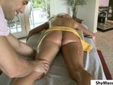Shymassage Busty Training