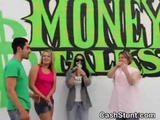 Blonde Fucked By Stranger In Money Talks Speed Event