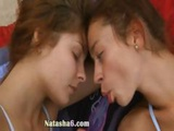 Lesbians With Anal Toy On Grass Beach