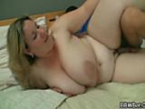I seduced him with my huge boobs