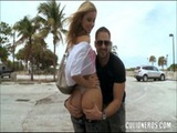 Jessie Rogers fucked hard in her latin ass