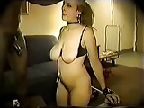 Mom brings her daughter to bbc gangbang