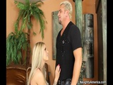 Hot Blonde Jessa Rhodes Blows Dick Before Hardcore Fucking