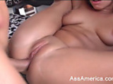 Haley Paige gets on her knees to please