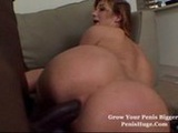 Busty whore needs a black dick in her ass2
