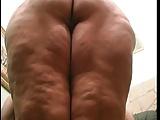 Horny BBW Melinda's Big Girl Solo !!!