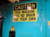 Warning no brain