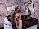 A naughty Footjob by MaxImum80