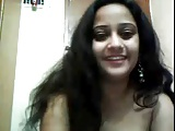 35yr old Hairy Indian Beauty on Cam with Me Again 12-7-11