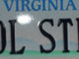 STFU LicensePlate