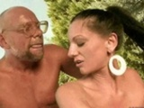 Sexy Girl Fucking With Ugly Grandpa