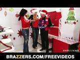 Brazzers Two Big Tits MILFs Anal Threesome Fuck
