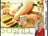 sasha likes veggies