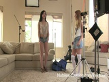Nubiles Casting Cameras Roll On Her Very First Hardcore Shoot